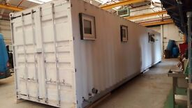 40ft x 8 ft Mobile container conversion home - Site office / Site accommodation