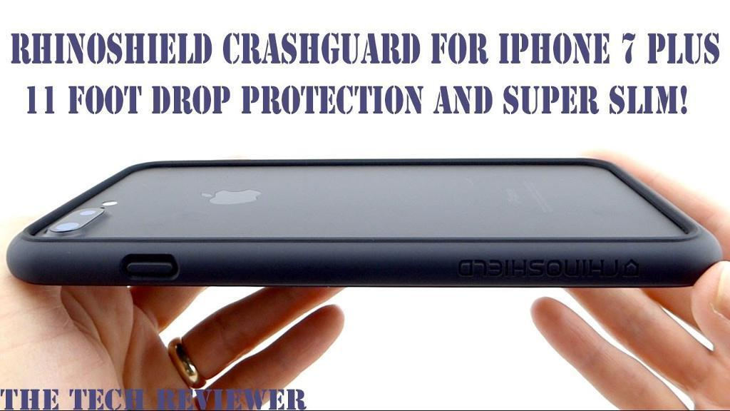 53cf18aee Rhinoshield super slim iPhone 7 Plus bumper | in Chelsea, London ...