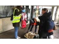 Volunteer to Feed the Homeless & Support Struggling Individuals