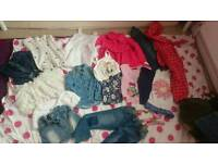 Girls clothes 1-8 years