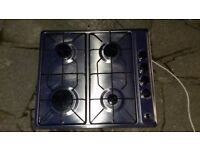 Stoves gas hob, stainless steel