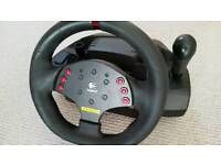 MOMO Racing Wheel PC USB