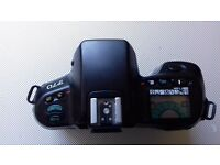 35 mm SLR camera Nikon F70.