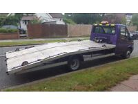 2007 FORD TRANSIT RECOVERY T350 ***LOW MILES***