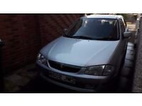 2000 MAZDA 323 1.8SE 5d spares or repair LOW MILEGAGE 89K with quality Pioneer radio/CD player