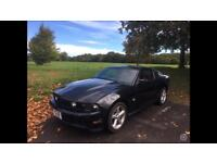 Ford Mustang 5.0GT 2010 manual. USA Import.