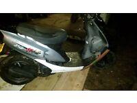 sym 50cc spare or repairs