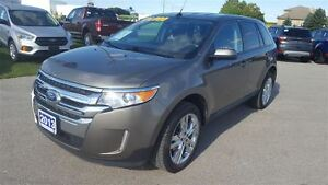2013 Ford Edge SEL AWD | Navigation | Accident Free Kitchener / Waterloo Kitchener Area image 2