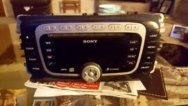 Ford mondeo mk 4 stereo cd player