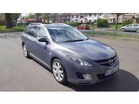 Mazda 6 Sport Estate 2.5L Petrol 170BHP Grey Colour