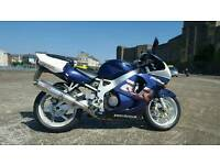 Mint honda fireblade forsale today's price only