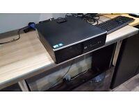 HP 8100 Elite i5 3.2GHz 4GB DDR3 320GB HDD WINDOWS 7 Pro