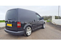 2011 MODDED CADDY TDi RARE TAILGATE....MAY P/X SWAP CAR 4x4 RECOVERY VITO ETC