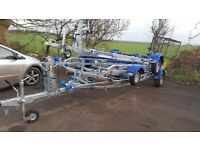 cheapest boat trailers in scotland and the biggest range!