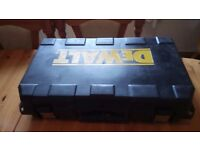 Used Dewalt 18v cordless tool set, Drill, Impact Driver in box (bare units) see photos and details