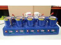 Sublimation 5 in 1 mug press / Heat press