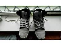 Adidas hi-tops