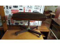 Rare Mid Century G Plan ( most comfortable stool )
