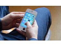 Apple IPhone 4S 16GB, Sim Free; Unlocked