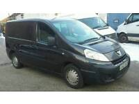 Peugot Expert Tepee 2.0 hdi, 6 gear, disable ramp, PCO licence, 95000 miles