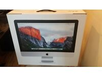 APPLE IMAC 21.5 INCH LED COMPUTER 8GB BRAND NEW BOXED