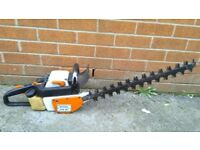 hello .Stihl Hs61 hedge trimmer