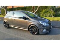 Vauxhall Corsa VXR Clubsport edition. Low mileage. Superb Condition