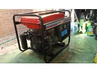 CLARKE 2.8Kw petrol generator