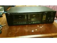 Yamaha cassette recorder deck
