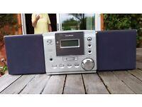 Goodmans CD and radio