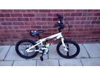 Childs bike 5-8 years