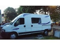**REDUCED FOR QUICK SALE**citroen relay 2.8td day van / camper / 6 seater