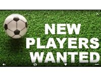 LOOKING FOR NEW PLAYERS