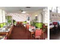 Restaurant Lease with Upper Part - Please call 07572 528 106