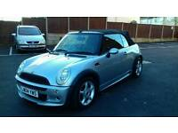 Mini cooper convertible aero body kit
