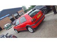 Mk3 Golf GTI! Low mileage! RUST FREE