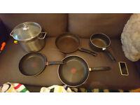 non stick pots ands pans