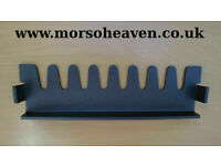 Clearview Pioneer 400 Stove Front Bars/ Log Retainer Bars. From Morso_Heaven.