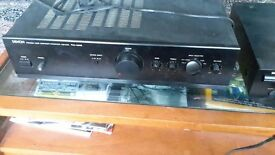 Denon amplifier marantz cd player