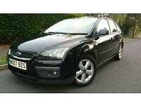 2007 57 FOCUS ZETEC CLIMATE 1.8 TDCI BLACK *2 OWNER*NEW MOT*CAMBELT DONE* 2.0 1.6 FORD MONDEO