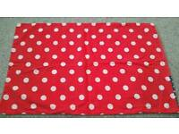 Mini mouse single duvet with one pillowcase