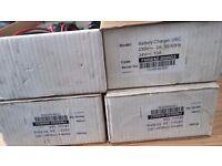 ZIVAN - HOPPECKE batery charger UBC 230V Brand NEW !!! JOBLOT ! 4 of them !!!
