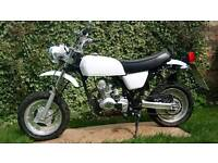 Road Legal learner 50cc Motorcycle