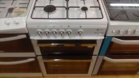 FLAVEL 60Cm Gas Cooker in Ex Display which may have minor marks or blemishes.