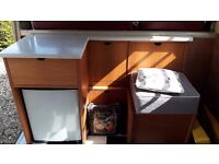 Camper Van / Day Van Interior Unit VW Transporter T2, T25, T5 T6, VITO, Vivaro