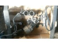 Ford Sierra Granada v6 parts job lot clear out