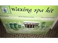 Full wax kit