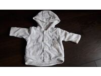 baby jacket up to 1 month