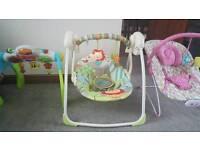 3 x Baby Activities/Accessories