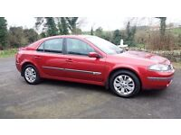 Nov 06 Renault Laguna 1.9 dCi Expression 5 Door**MOT 29/ 11/ 2017